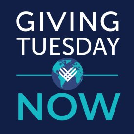 Giving Tuesday Now © Giving Tuesday